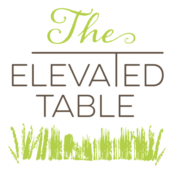 The Elevated Table(s): September 14, 2018